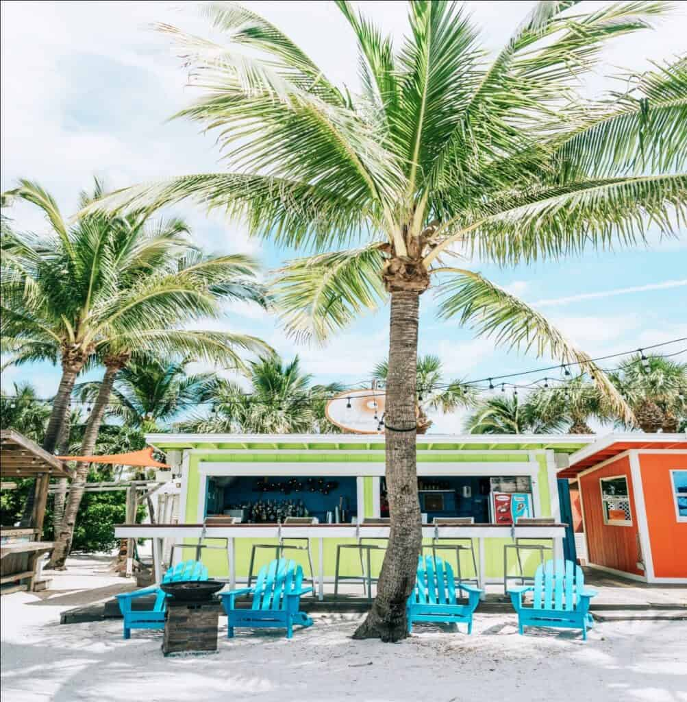 Captiva Island-The 15 Best Islands In The US for stunning beaches.